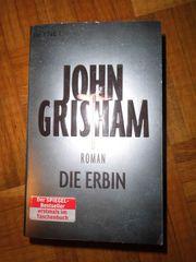 Buch Roman John Grisham Die