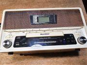 Karcher NO-030 Frankie Nostalgie-Musikcenter Kompaktanlage