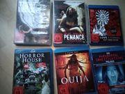 DVD Blu-ray Horror Set 2