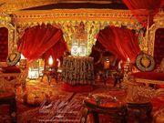 Zelt Verleih Eingerichtete Maharaja Beduinen