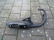 Auspuffrohreinheit für Yamaha 50er Roller
