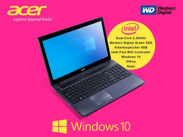 SUPER ACER Laptop Notebook 2