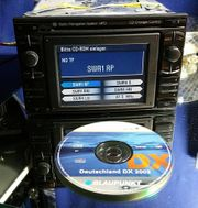Navigation MFD Radio 3B0035191D Navi