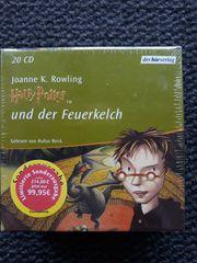 Harry Potter Hörbuch 20 CDs