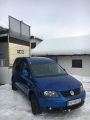Vermiete VW Caddy Life 5