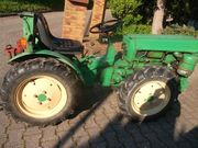 Traktor Holder A 16 A18