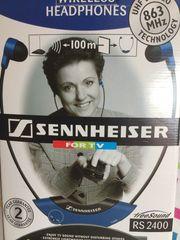 SENNHEISER WIRELESS HEADPHONES RS 2400