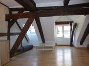 2-Zimmerwohnung über 2 Stockwerke teilmöbliert