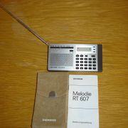 Siemens Radio mit Taschenrechner