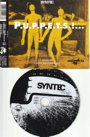 EBM MAXI CD - Syntec - Puppets
