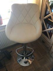 Barhocker Bar Stuhl mit Lehne