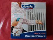 AquaPur - Staubsaugeraufsatz