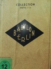 Babylon Berlin Collection Staffel 1-3