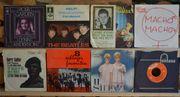 Singles Schallplatten