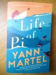 Yann Martel Life of Pi -