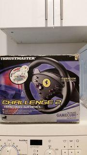 Verkaufe ein Lenkrad für Gamecube