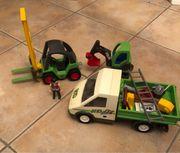 Baufahrzeuge Playmobil