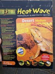 Exo Terra heat wave