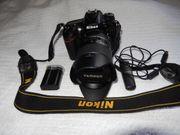 Nikon D7200 mit Tamron AF 16