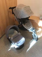 Baby Jogger City Elite inkl