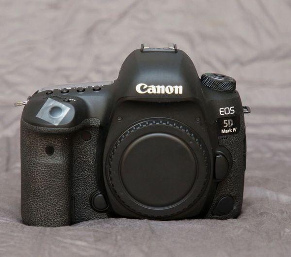 Canon EOS 5D Mark IV - Digitale Spiegelreflexkamera - Schwarz