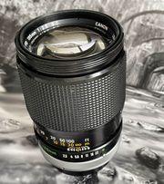 Canon Fd 135 mm 1