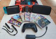 Lot Nintendo Switch V2 7