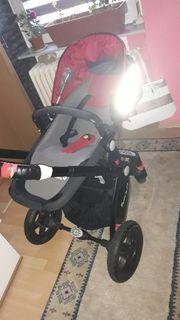 Kinderwagen 2 in 1 Safety
