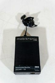 Gleichrichter Mobitronic 220-240V zu 12V