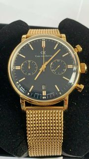 Carl von Zeyten CVZ0037GBLM Armbanduhr