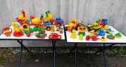 Großes Spielzeug Konvolut LEGO - DUNLOP