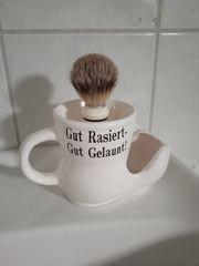 Gut Rasiert - Gut Gelaunt NAßRASIEREN