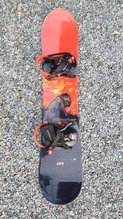 Kinder Snowboard Nidecker 121cm mit