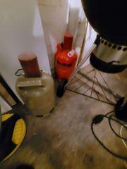 Grillflaschen leer zum tausch im
