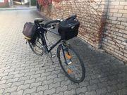 Herren Fahrrad Trekking Reiserad