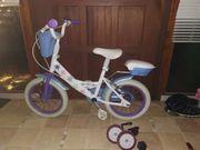 Eiskönigin Fahrrad 16 zoll