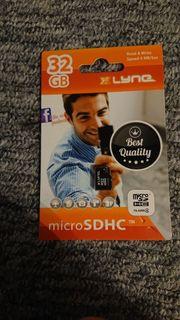 Speicherkarte 32GB