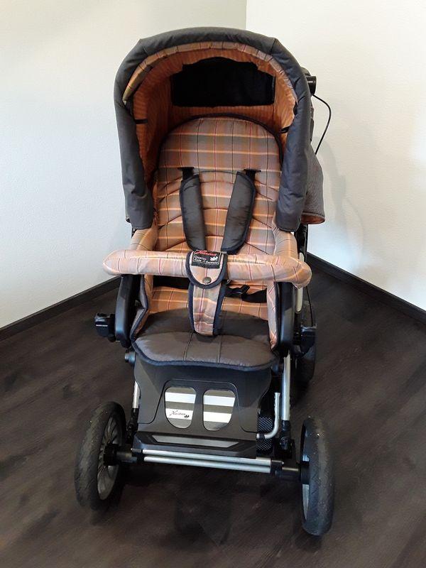 Kinderwagen Buggy Hartan Topline X