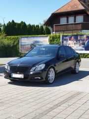 Mercedes E530 CDI 4 Matic