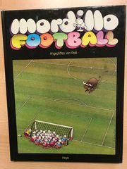 Mordillo-Buch Football gut erhalten Angepfiffen