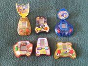 Sega Minigames Handheld Raritäten