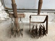 Gartenfräse Handfräse Fräse Garten Werkzeug