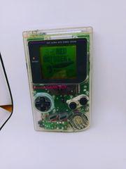 Nintendo GameBoy - Konsole durchsichtig Classic