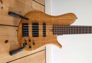 Marleaux Mbass 5 string bass