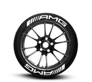 Qualitativ hochwertiger Reifen-Reifen-Schriftzug