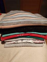 Damen-Pullover T-Shirt Weste Gr 52