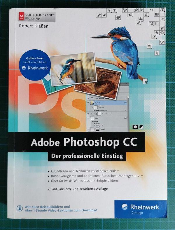 Adobe Photoshop CC Der professionelle