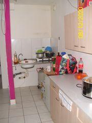 Souterrain-Zimmer mit Mini-Küche Bad 23qm