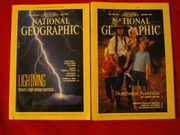 National Geographic Sammlung 1969 - 2000