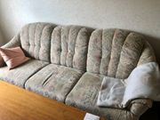 Couch mit 2 Sessel
